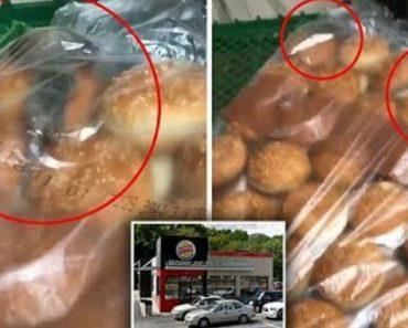 Ratos a Correr Dentro De Sacos De Pão Obrigam a Encerrar Burger King 7