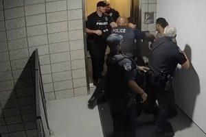 Polícias No Arizona Agridem Brutalmente Homem 9