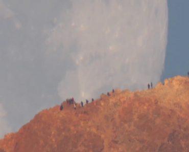 Fotógrafo Captou Imagens Hipnotizantes Da Lua, Num Vídeo a Não Perder 5