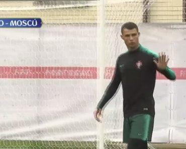 Barulho Das Crianças Russas Deixou Cristiano Ronaldo Irritado 1