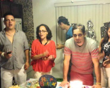 Brincadeira Em Festa De Aniversário Termina De Forma Desastrosa 5