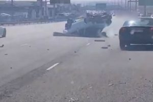 Condutores Impedem Fuga De Automobilista Após Provocar Acidente 10