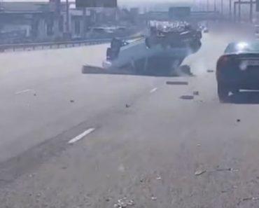 Condutores Impedem Fuga De Automobilista Após Provocar Acidente 5