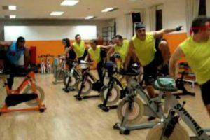 Acha Que Já Viu De Tudo Numa Aula De Cycling?? Pense Bem!!! 10