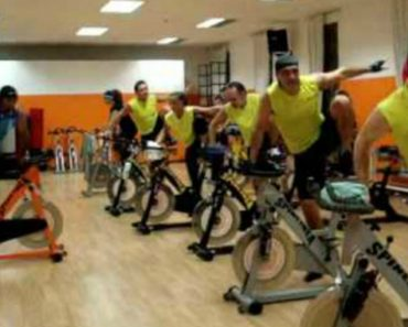 Acha Que Já Viu De Tudo Numa Aula De Cycling?? Pense Bem!!! 6