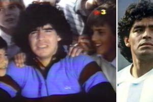 Assim Foi A Campanha Antidroga Protagonizada Por Maradona Em 1984 8