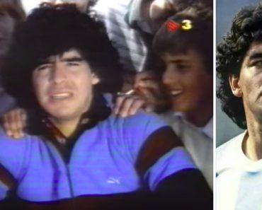 Assim Foi A Campanha Antidroga Protagonizada Por Maradona Em 1984 1
