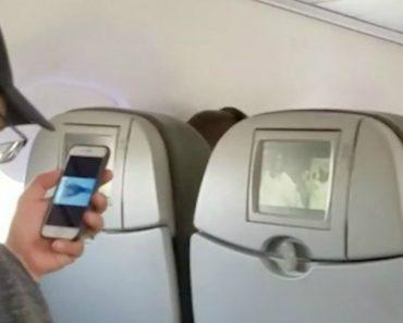 Passageiro Apanhado a Ver Vídeo Sobre Os Ataques Do 9/11 Durante Descolagem De Avião 6