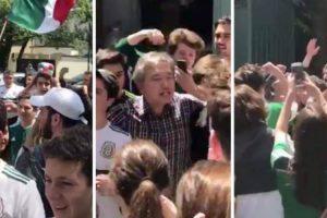 Multidão De Mexicanos Vai Até à Embaixada Da Coreia Do Sul Para Agradecer Pela Vitória Sobre a Alemanha 9