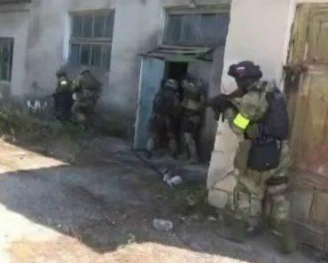Equipa Das Forças Especiais Russa Sofre Um Explosivo Contratempo Durante Exercício 5