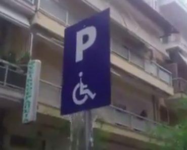 Rebentamento De Conduta Transforma Sinal De Trânsito Em Fonte 7