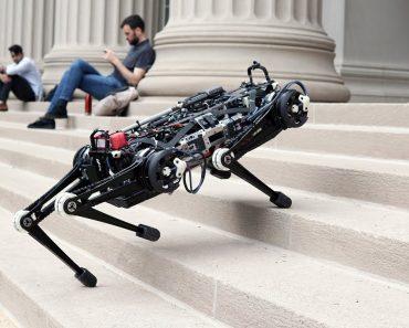 """Robot Do MIT Não Precisa De """"Ver"""" Para Evitar Obstáculos 2"""