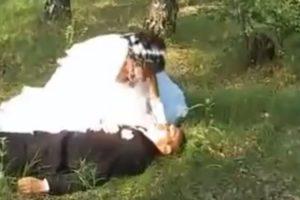 Provavelmente o Pior Vídeo De Casamento De Todos Os Tempos 8