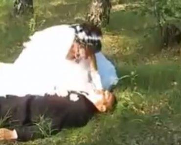 Provavelmente o Pior Vídeo De Casamento De Todos Os Tempos 4