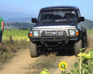 Grupo De Amigos Coloca Motor De Um Skyline GT-R Num Nissan Patrol, o Resultado é Monstruoso 7