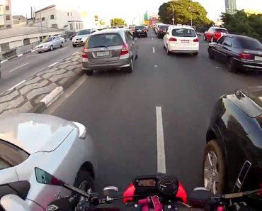 """Motociclista Espalha a """"Loucura"""" Pelas Estradas Brasileiras 6"""
