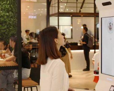 Só Precisará De Sorrir Para Pagar No KFC Na China 7