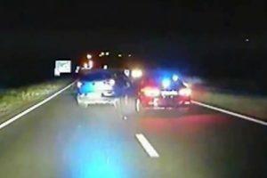 Jovem Condutor Tenta Atropelar Polícia Durante Perseguição 10