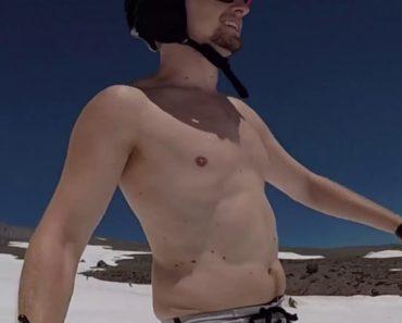 Homem Decide Fazer Filmagem Com Estabilizador Focado No Mamilo e o Resultado é Simplesmente Bizarro 2
