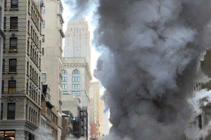 Explosão Em Nova Iorque Causa Pânico Na 5ª Avenida 9