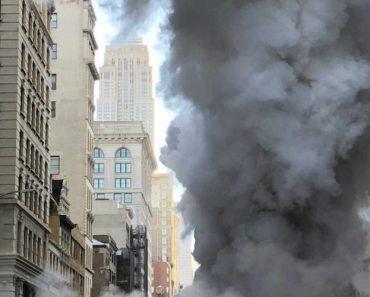 Explosão Em Nova Iorque Causa Pânico Na 5ª Avenida 8
