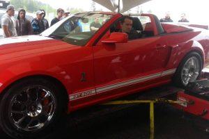 "Shelby GT500 Destrói ""Banco De Potência"" Durante Teste 10"