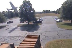 Piloto De 80 Anos Sofre Acidente Ao Colidir Com Avioneta Contra Árvore 9