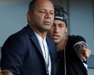 """Áudio Revelado. Pai De Neymar Para Jornalista: """"Fiz a Festa Com Sua Mãe"""" 7"""