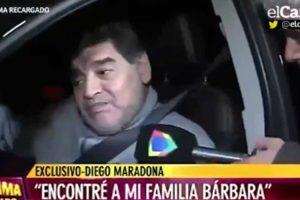 Maradona Em Nova Polémica: Veja o Estado Em Que Estava a Conduzir 19