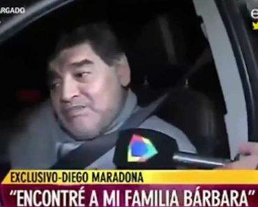Maradona Em Nova Polémica: Veja o Estado Em Que Estava a Conduzir 9