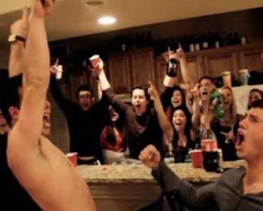 As Diferenças Entre Ir a Uma Festa Quando Se Está Bêbado Ou Sóbrio 8