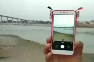 Jovem Cria Uma Versão De Pau De Selfie Mais Moderna e Dinâmica 10