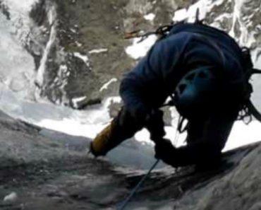 Escalada Em Montanha Com Gelo Quase Termina Em Tragédia 9