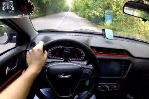 Teste De Aceleração a Carro Chinês Termina De Forma Insólita 9