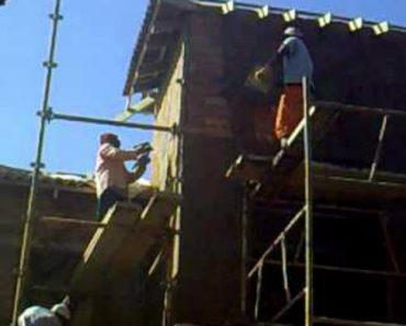 Trabalhadores Da Construção Civil Sabem Como Poupar Tempo No Trabalho 2