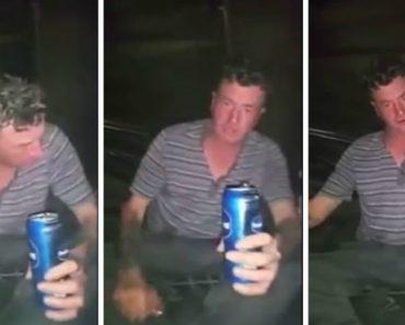 """Homem Embriagado Decide """"Cortar"""" o Próprio Cabelo 5"""