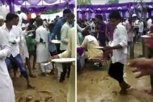Convidado Grava Vídeo Surreal Num Casamento Na Índia 9