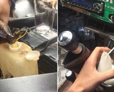 Australiano Cria o Seu Próprio 'Barril' De Cerveja Sobre Rodas Após Modificar Pick-Up 6
