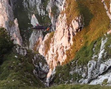 Corajoso Piloto Privado Faz Difícil Manobra e Salva Mulher Após Equipa De Resgate Ter Falhado 8