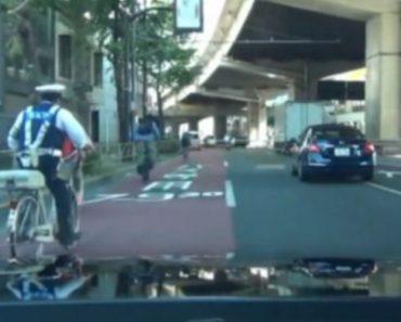 Fazer Perseguições Policiais No Japão é Extremamente Difícil 7