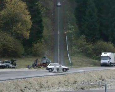 Testes De Colisão Mostram o Que Acontece Aos Carros Quando Seguem a 200 Km/H 9
