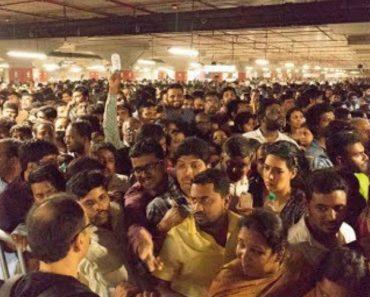 Imagens Mostram Como Foi o Dia De Inauguração Da Primeira Loja Ikea Na Índia 1