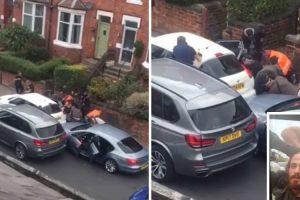 Momento Em Que Um Dos Criminosos Mais Procurados Do Reino Unido é Detido 8