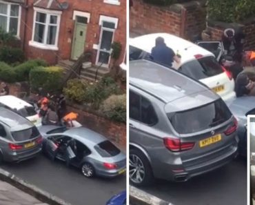 Momento Em Que Um Dos Criminosos Mais Procurados Do Reino Unido é Detido 2