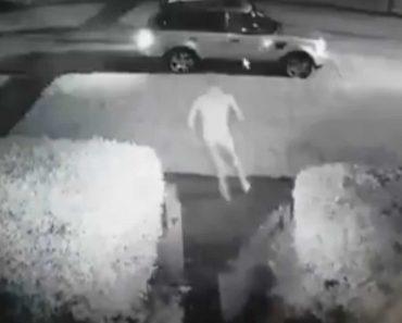 Homem Despido Persegue Ladrão Que Lhe Tentava Roubar o Carro 5
