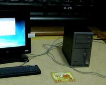 O Mais Pequeno e Funcional Computador De Secretária 3