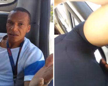 Mulher Confronta Homem Que Tentou Tocar-lhe No Peito Durante Viagem De Autocarro 6