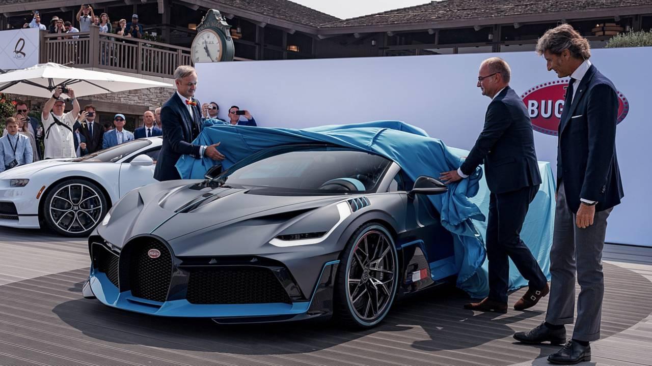 Conheça o Divo... a Mais Recente Bomba Da Bugatti Que Custa 5 Milhões De euros! 1