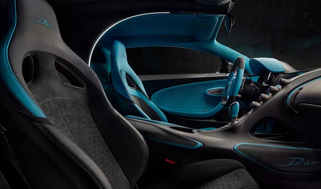 Conheça o Divo... a Mais Recente Bomba Da Bugatti Que Custa 5 Milhões De euros! 10