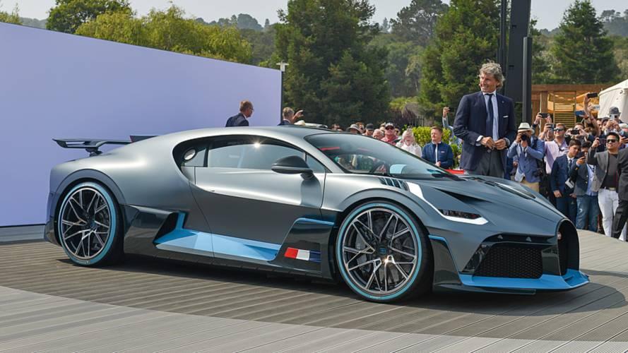Conheça o Divo... a Mais Recente Bomba Da Bugatti Que Custa 5 Milhões De euros! 2